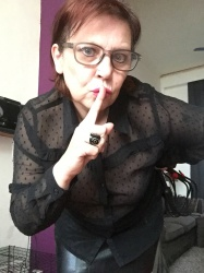 Volslanke Kinky Dame