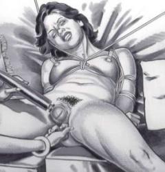Slavinnetje of lust sletje voor gedwongen orgasms gezocht