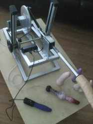 sexmachine training