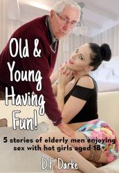 Droom jij stiekem over sex met een oudere man 50+