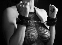 Een vrouw die aangepakt wil worden