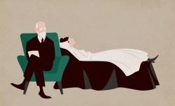 Pseudo Psychoanalyse Seksuele Fantasie voor Vrouwen