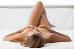 Massage training voor vrouwen